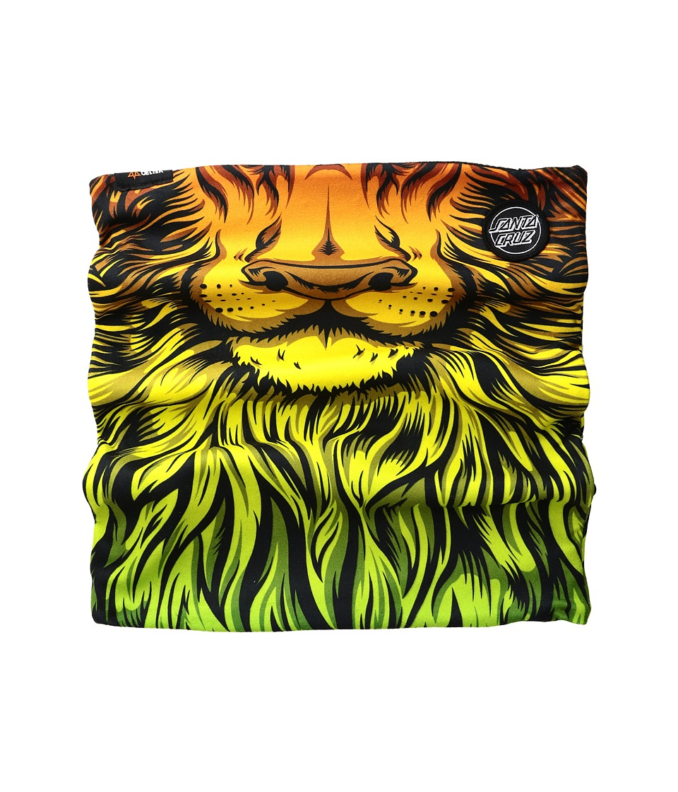 Celtek - Meltdown Neck Gaiter (Sc Lion God) Scarves