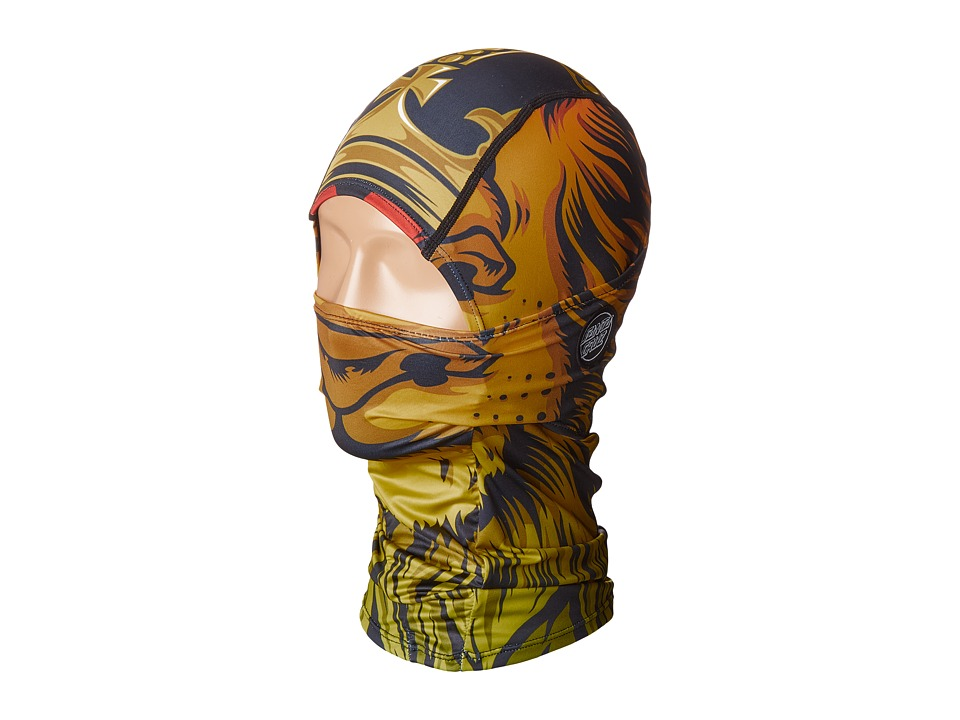 Celtek - Samurai Balaclava (Sc Lion God) Scarves