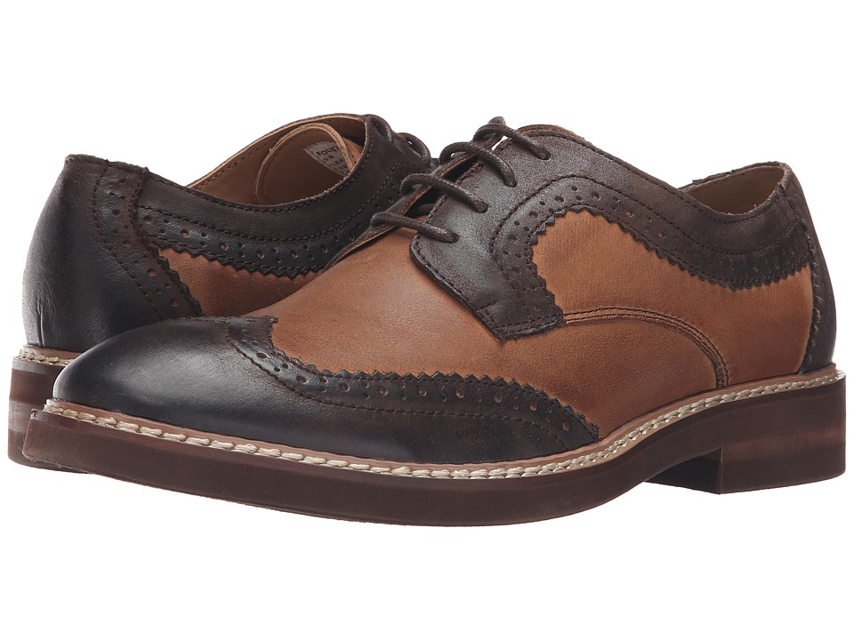 Steve Madden Foutzz (Brown/Tan) Men