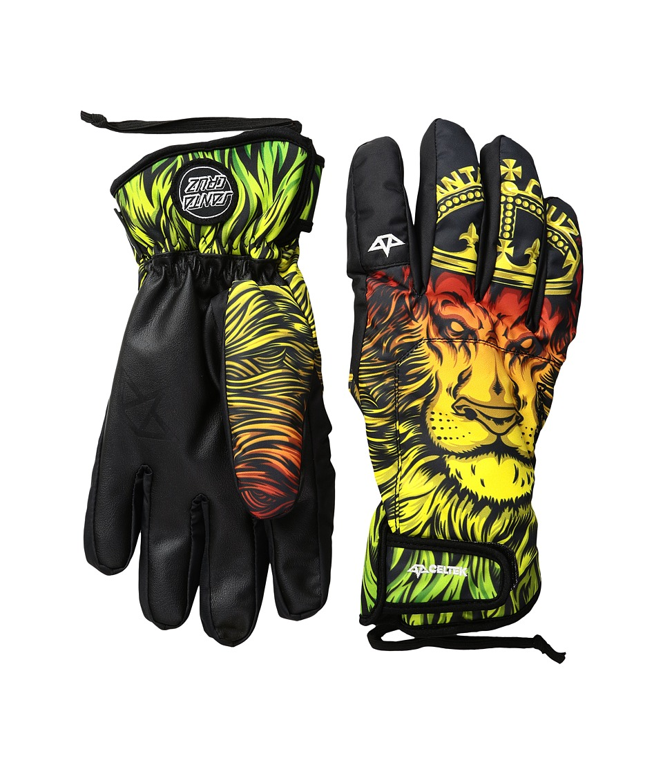 Celtek - Gore-Tex El Nino Gloves (Sc Lion God) Gore-Tex Gloves