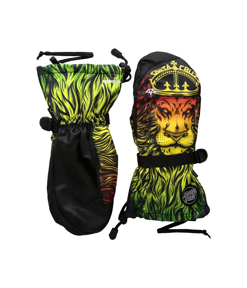 Celtek Gore-Tex(r) El Nino Over Mitten (Sc Lion God) Gore-Tex Gloves