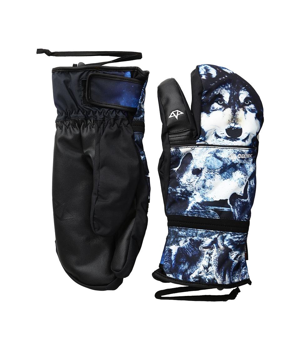 Celtek - Trippin Trigger (Wolf Pack) Extreme Cold Weather Gloves