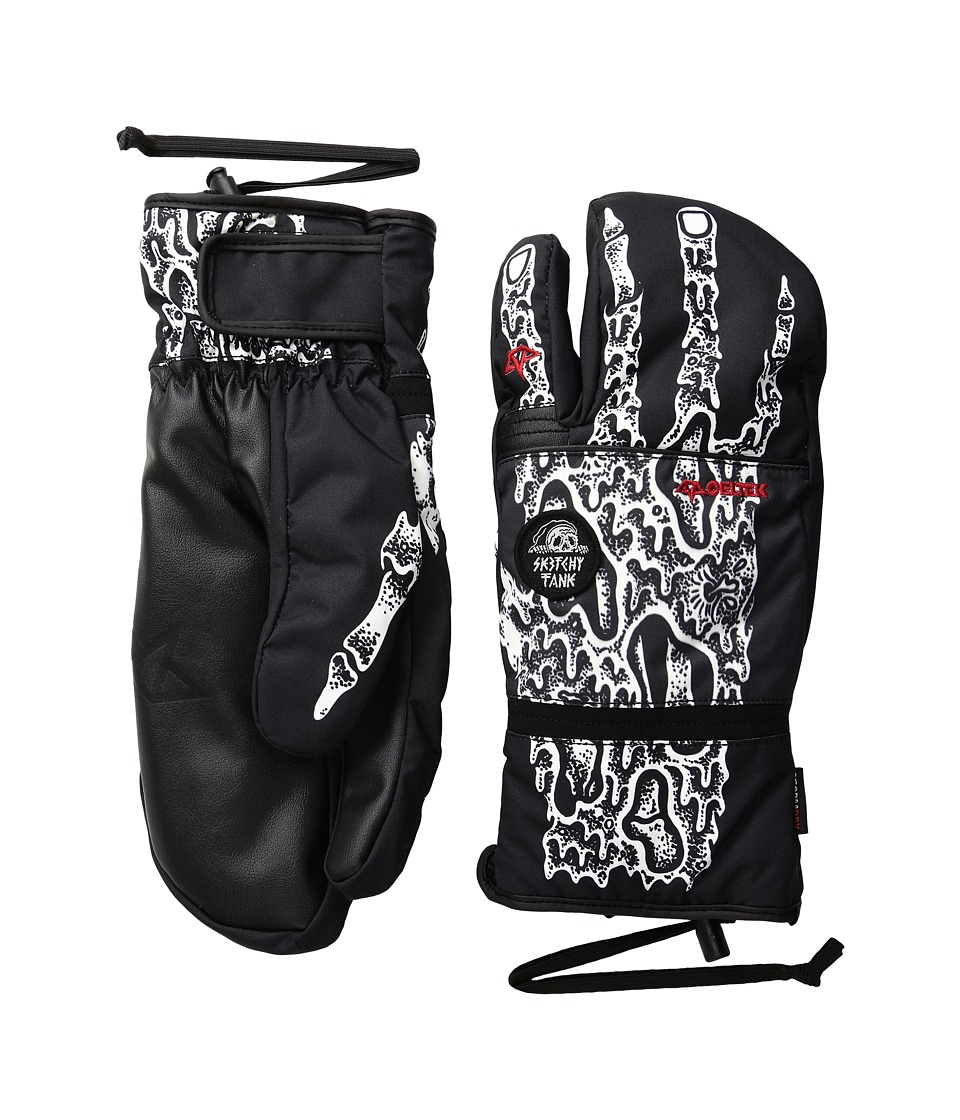 Celtek - Trippin Trigger (Sketchy Tank) Extreme Cold Weather Gloves