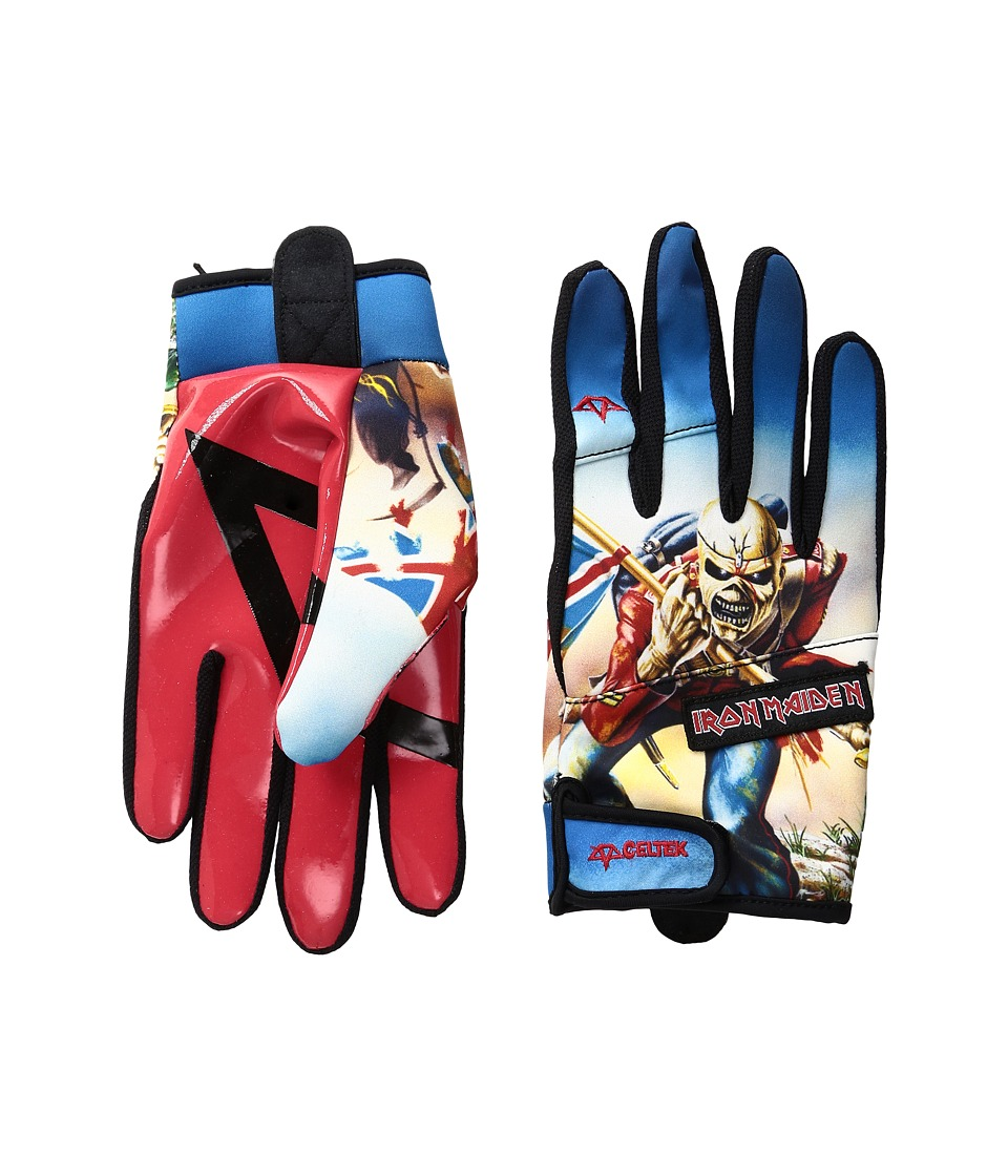 Celtek - Misty Gloves (Iron Maiden Trooper) Snowboard Gloves