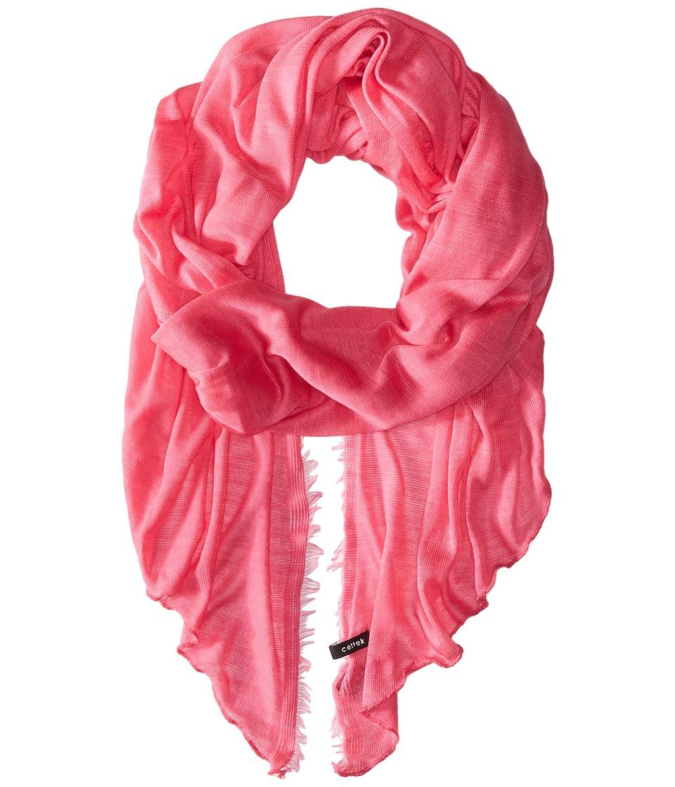 Celtek - Onyx Scarf (Pink) Scarves