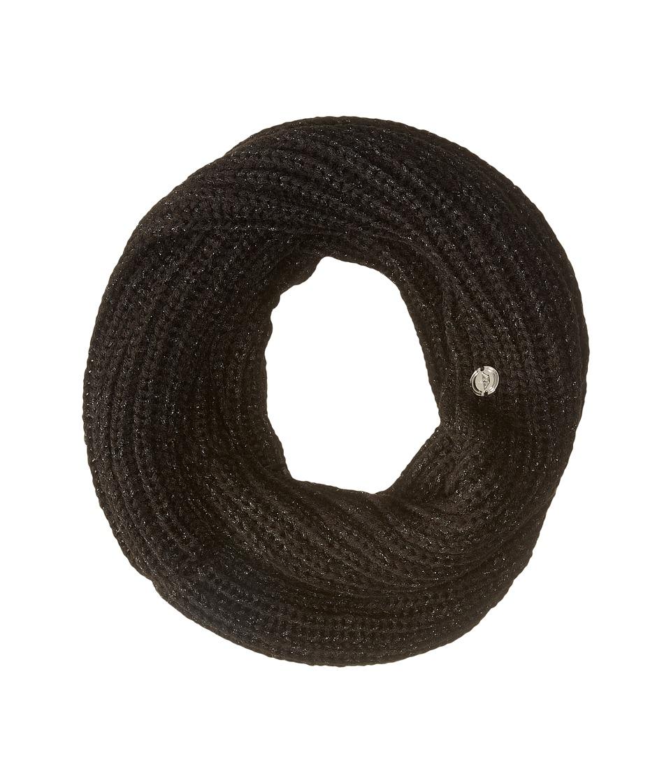 Celtek - Twister Tube Neck Gaiter (Black) Scarves