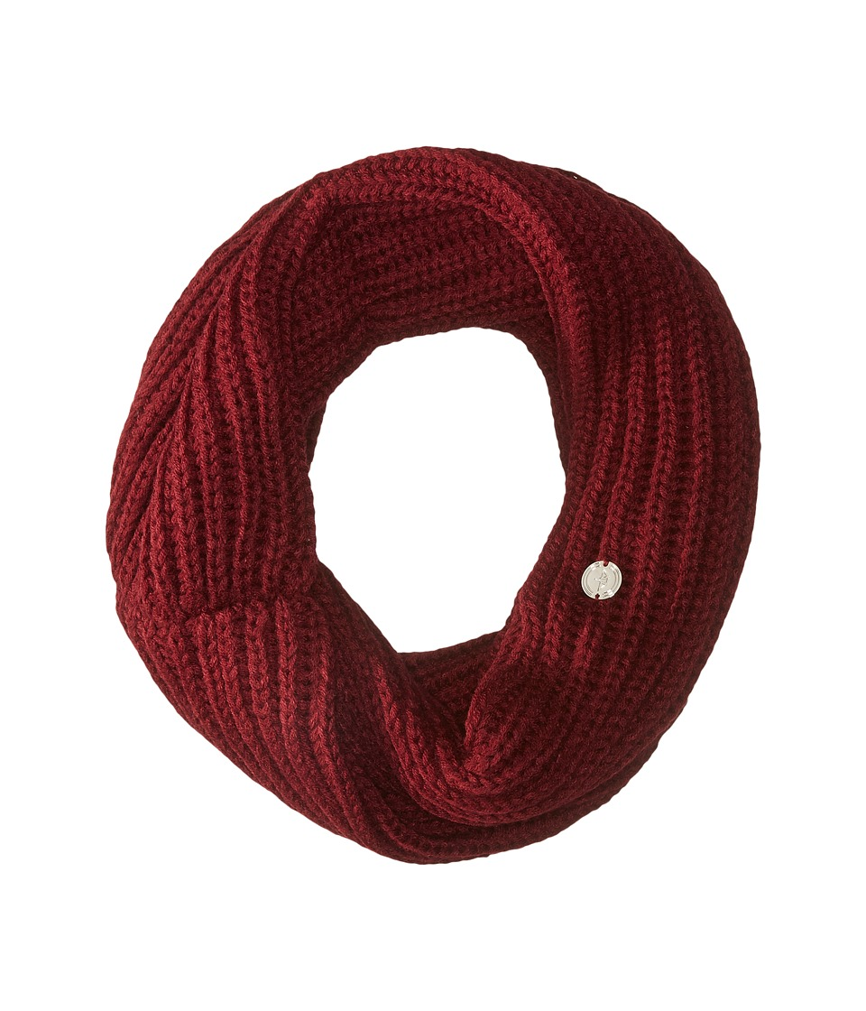 Celtek - Twister Tube Neck Gaiter (Oxblood) Scarves