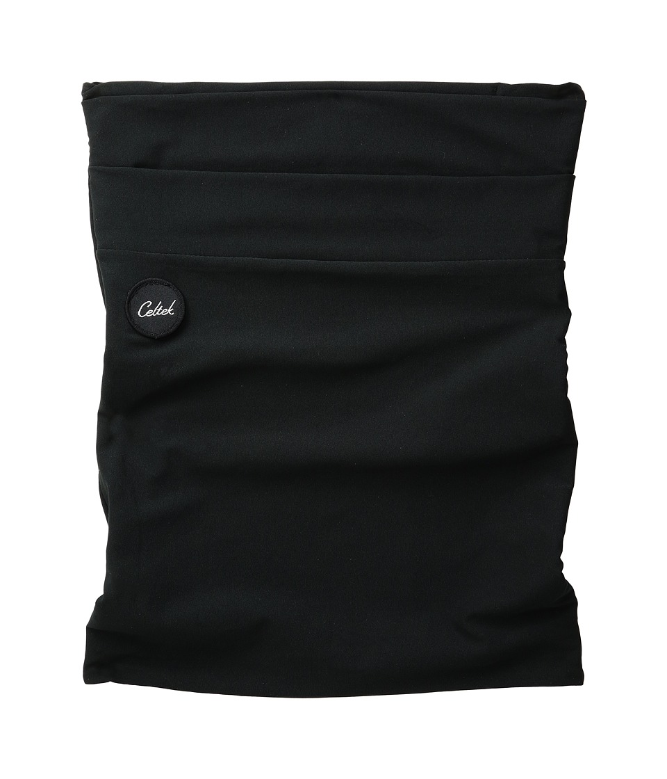 Celtek - Hadley Neck Gaiter (Black) Scarves