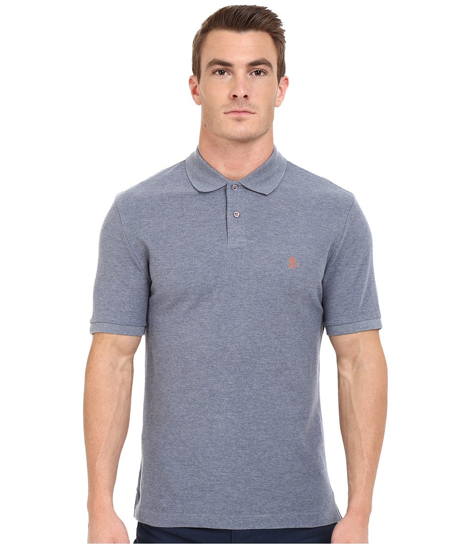 Original Penguin - Daddy-O Polo (Flint Stone 1) Men's Short Sleeve Knit