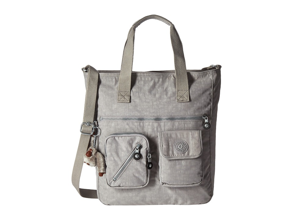 Kipling - Johanna Tote (Slate Grey) Tote Handbags