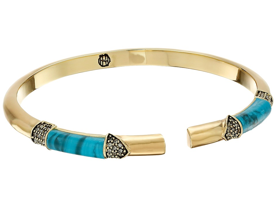 House of Harlow 1960 - Age of Antiquity Bracelet (Turquoise) Bracelet