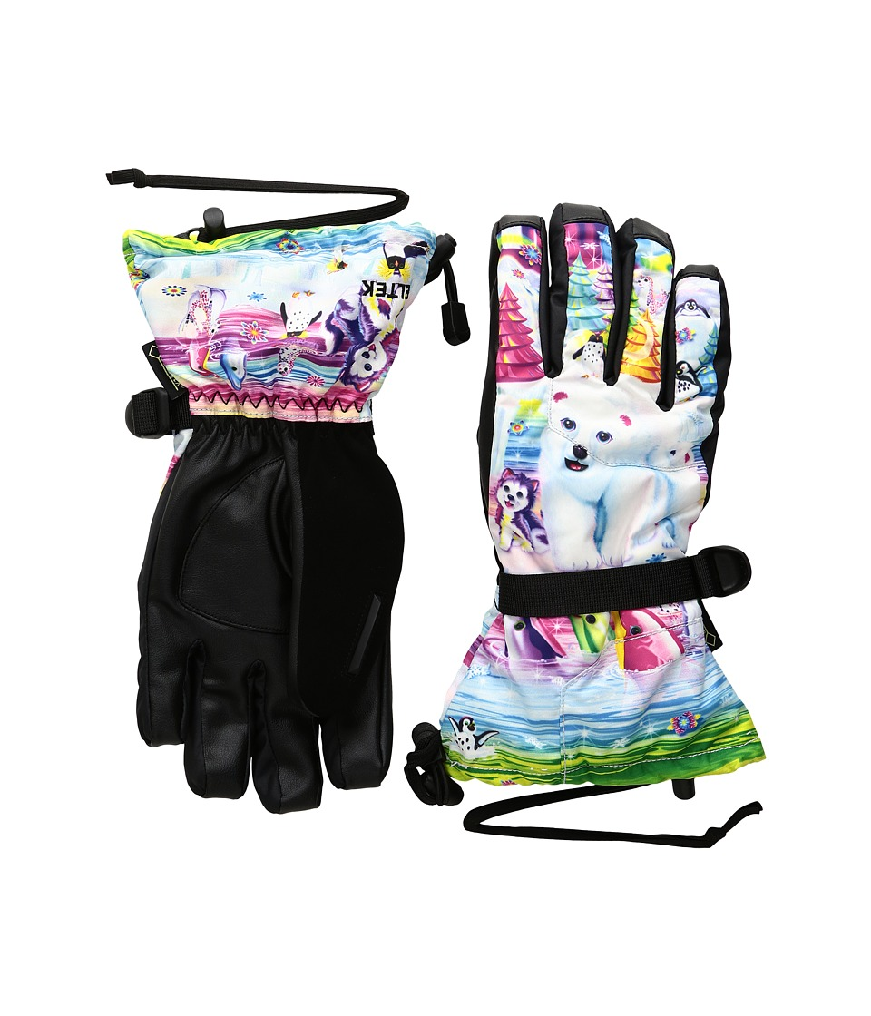 Celtek - Gore-Tex Stella Gloves (Lisa Frank Polar Bear) Gore-Tex Gloves