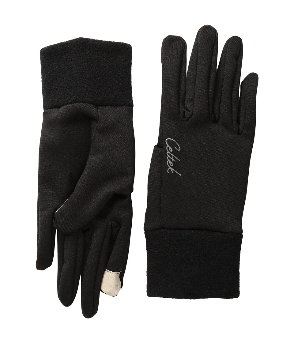 Celtek - Precious Touchscreen Gloves (Black 1) Snowboard Gloves