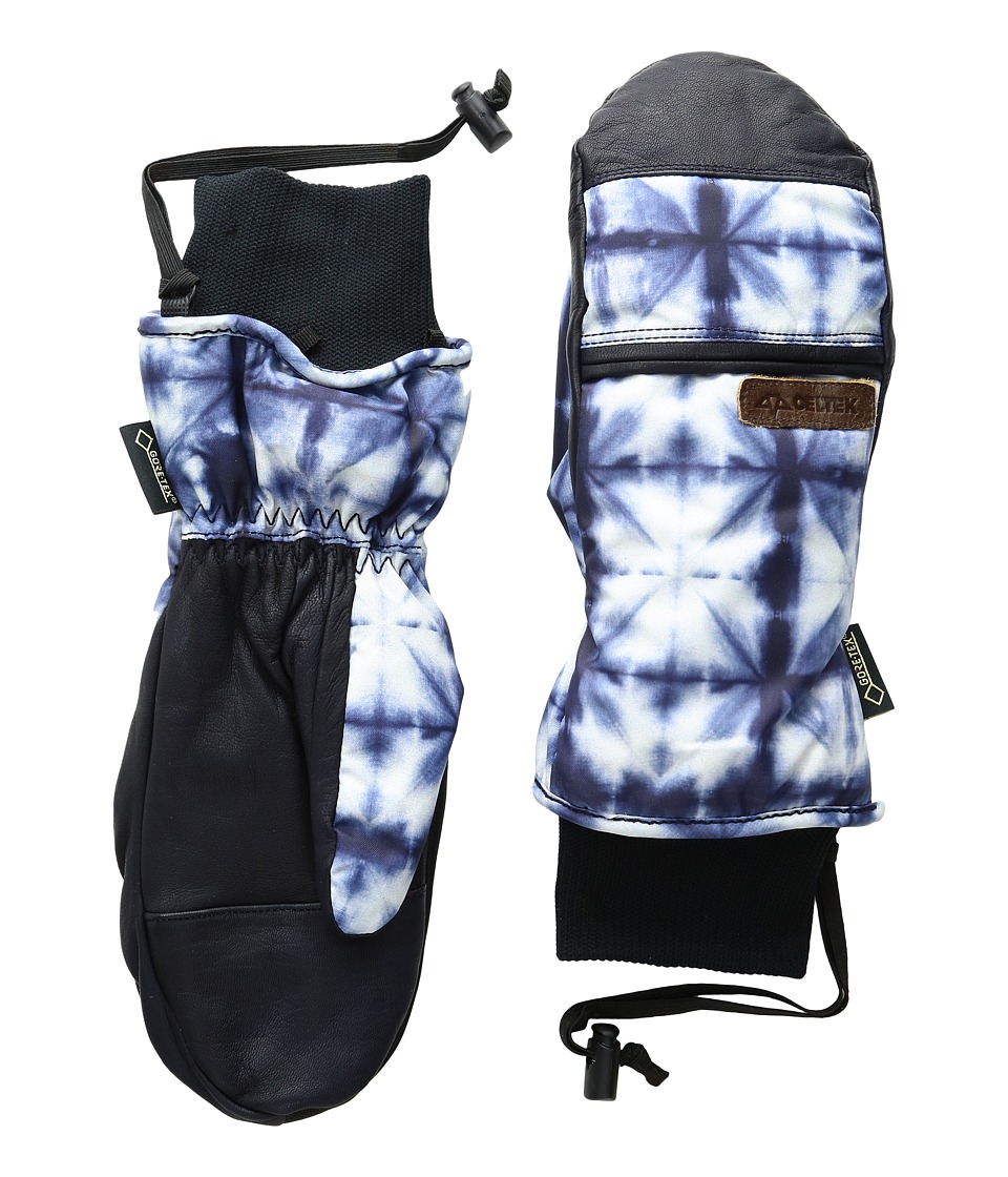 Celtek Gore-Tex Calypso Mitten (Shibori) Gore-Tex Gloves