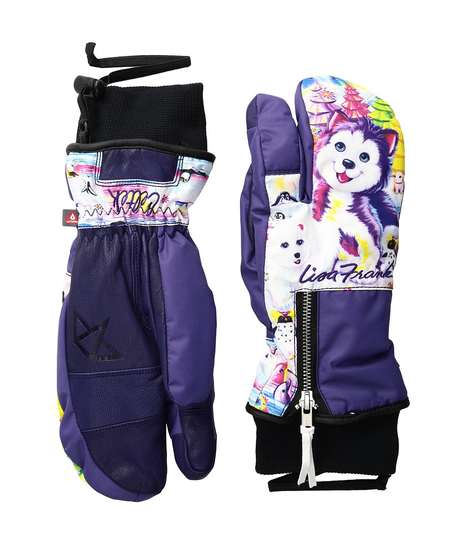Celtek - Hello Operator Trigger (Lisa Frank Polar Bear) Over-Mits Gloves