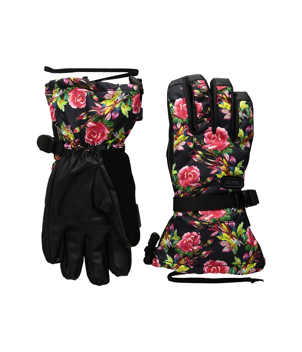 Celtek - Gore-Tex Stella Gloves (Rose) Gore-Tex Gloves