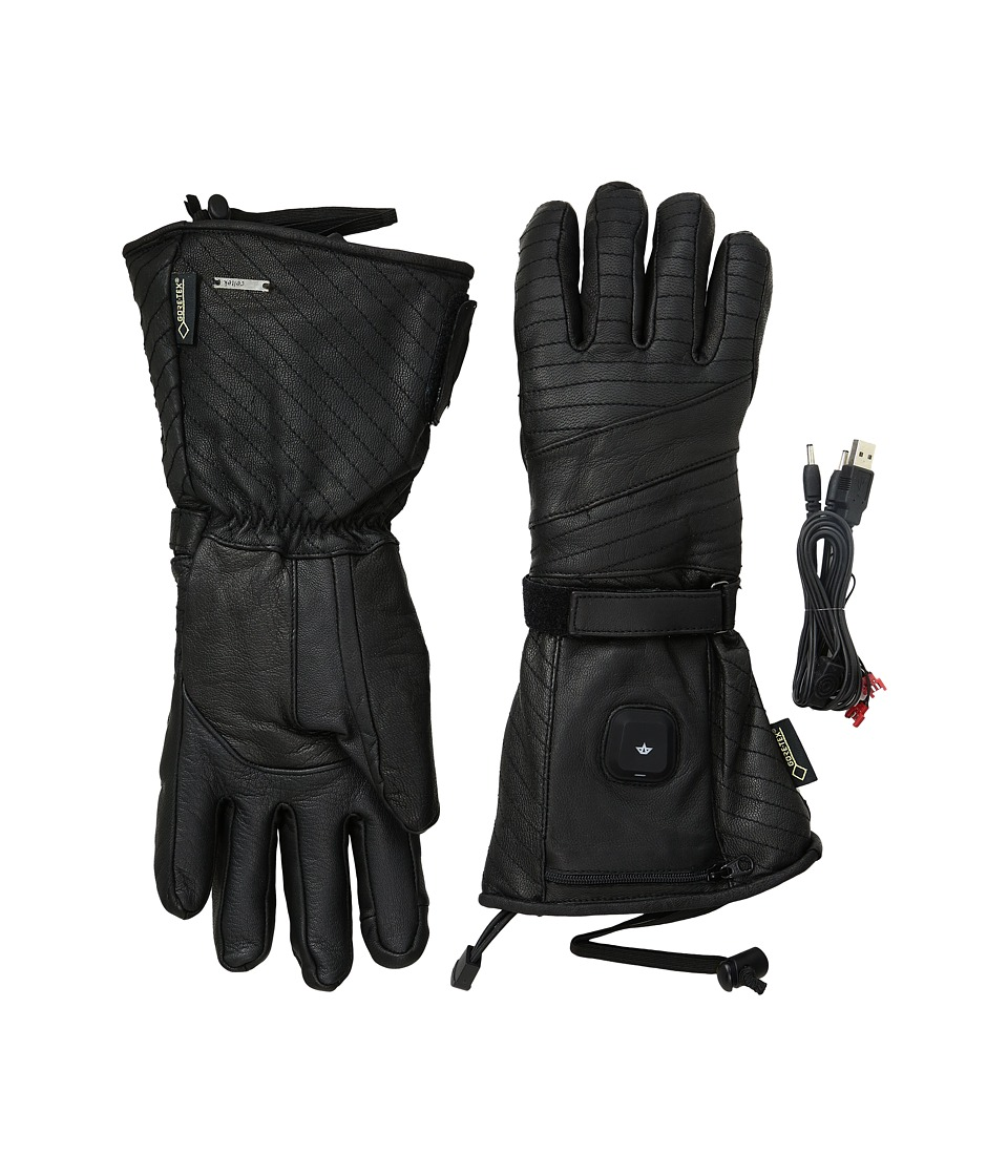 Celtek - Gore-Tex Luxe Heated Gloves (Black) Gore-Tex Gloves