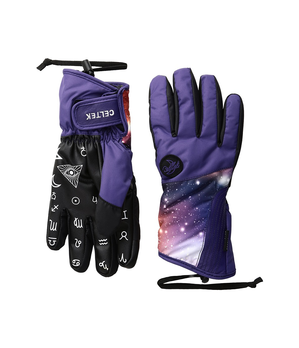 Celtek - Maya Gloves (Cosmos) Over-Mits Gloves