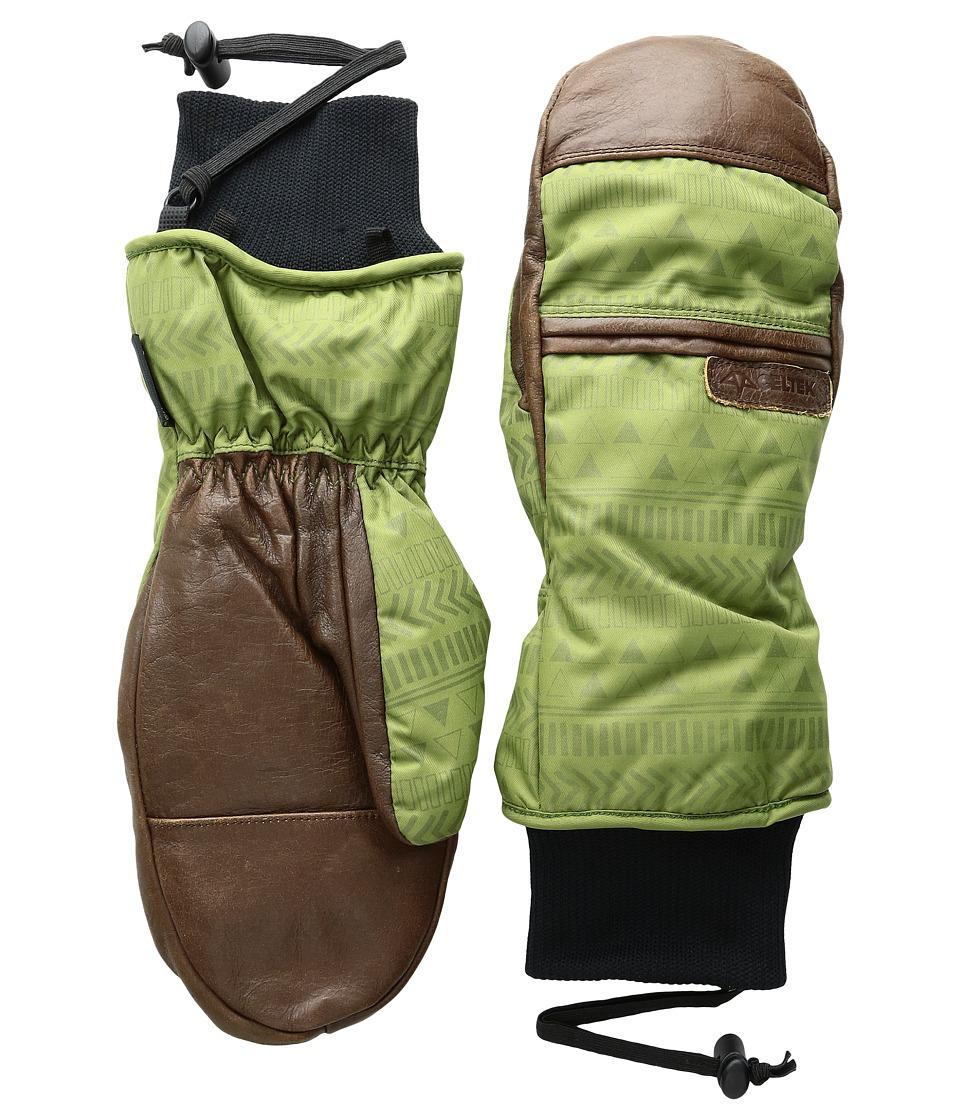 Celtek Gore-Tex(r) Calypso Mitten (Surplus Geo) Gore-Tex Gloves