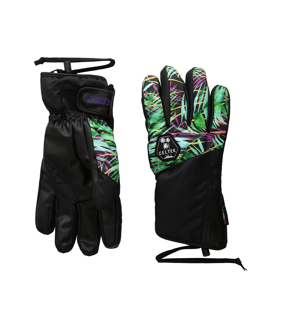 Celtek - Maya Gloves (Island Palm) Over-Mits Gloves