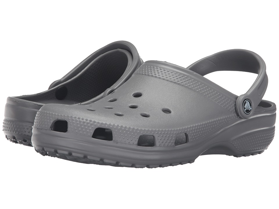 Crocs - Classic Clog (Smoke) Clog Shoes