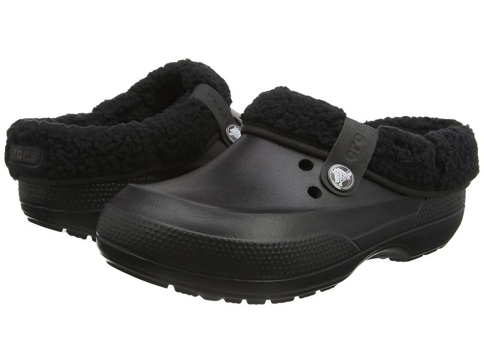 Crocs - Classic Blitzen II Clog (Black/Black) Clog Shoes