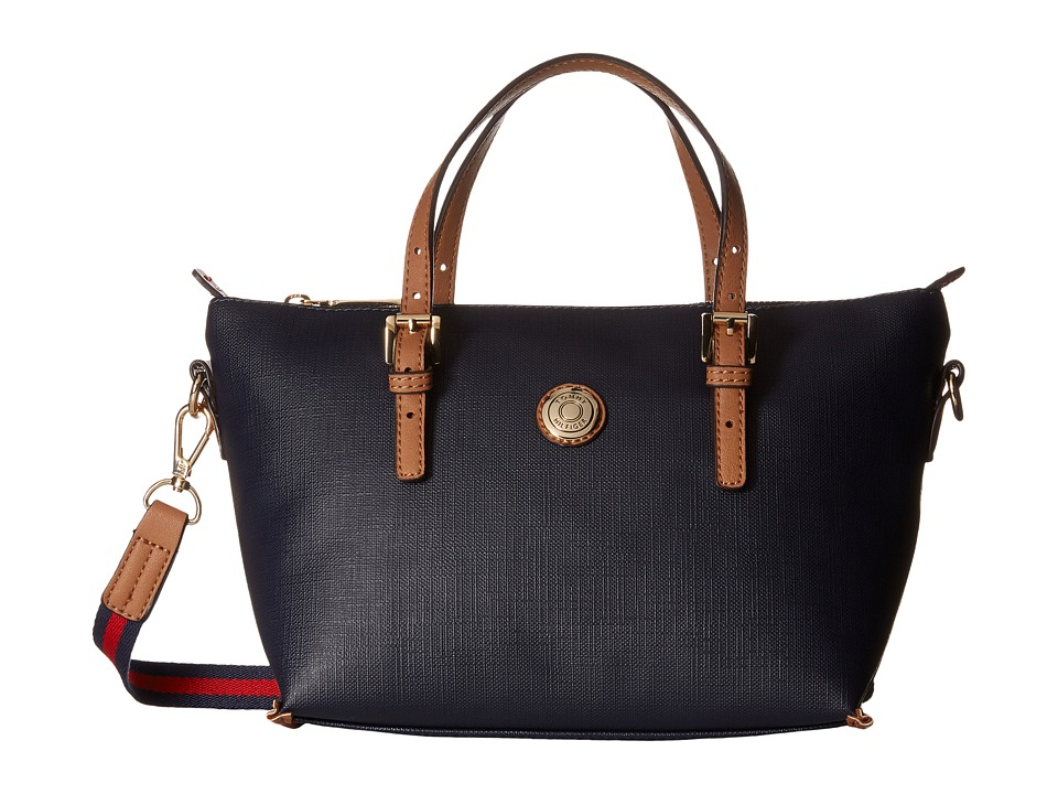 Tommy Hilfiger - Small Shopper (Navy) Handbags