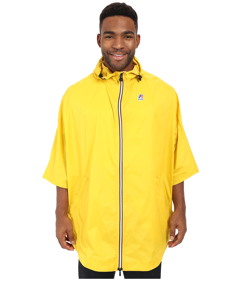 K-WAY - Morgan 3.0 (Yellow) Men's Coat