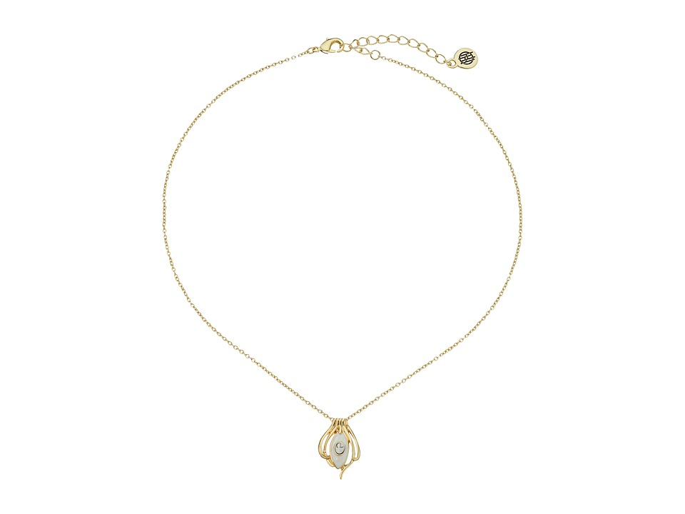 House of Harlow 1960 - Risha Pendant Necklace (Howlite) Necklace