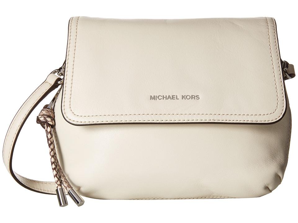 MICHAEL Michael Kors - Isabel Sm Messenger (Ecru) Messenger Bags