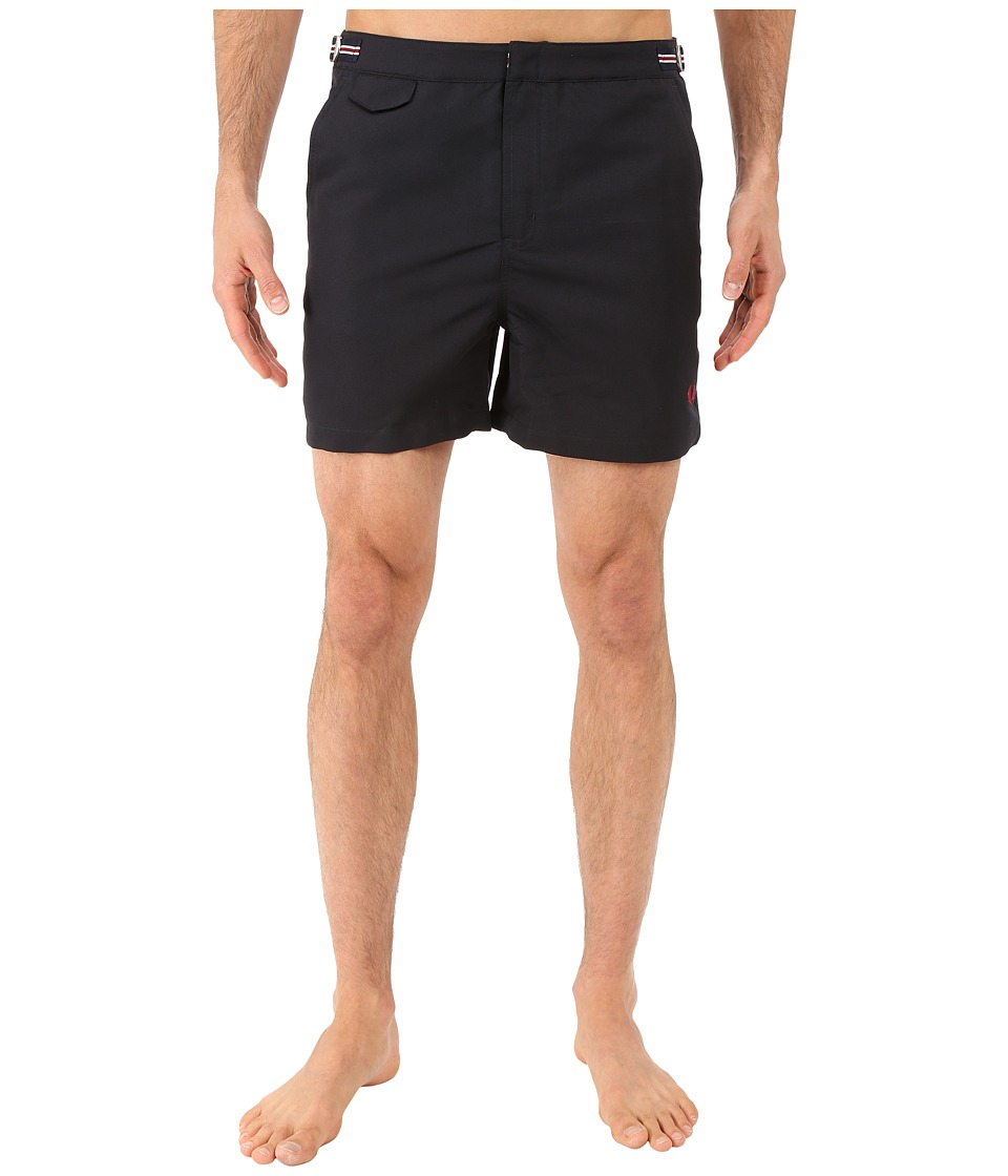 Fred Perry - Classic Swim Shorts (Navy) Men's Swimwear