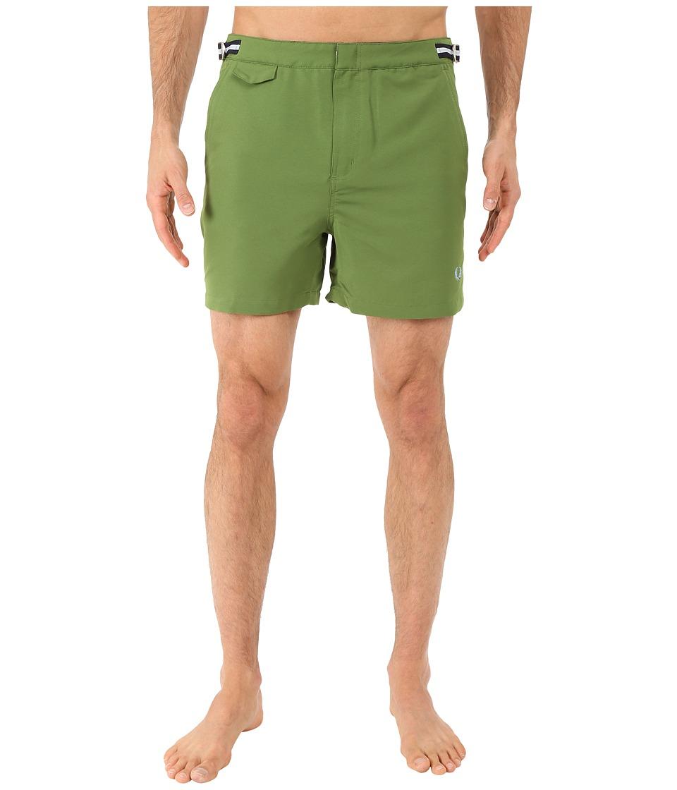 Fred Perry - Classic Swim Shorts (Fennel) Men's Swimwear