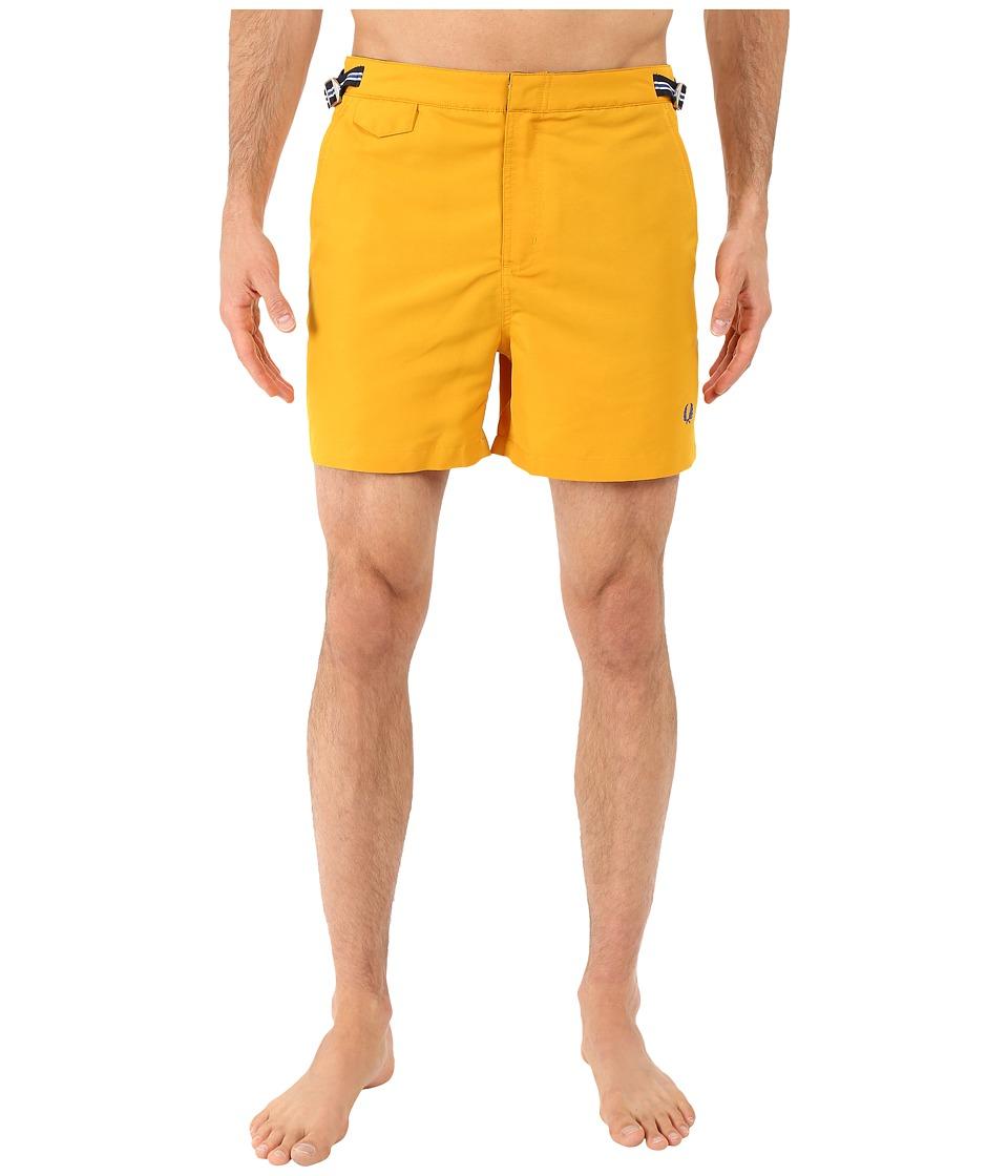 Fred Perry - Classic Swim Shorts (Peanut) Men's Swimwear