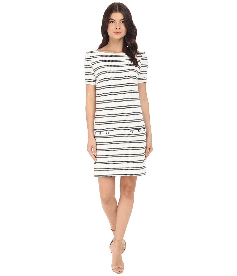 Three Dots Francoise Dress (Night Iris) Women