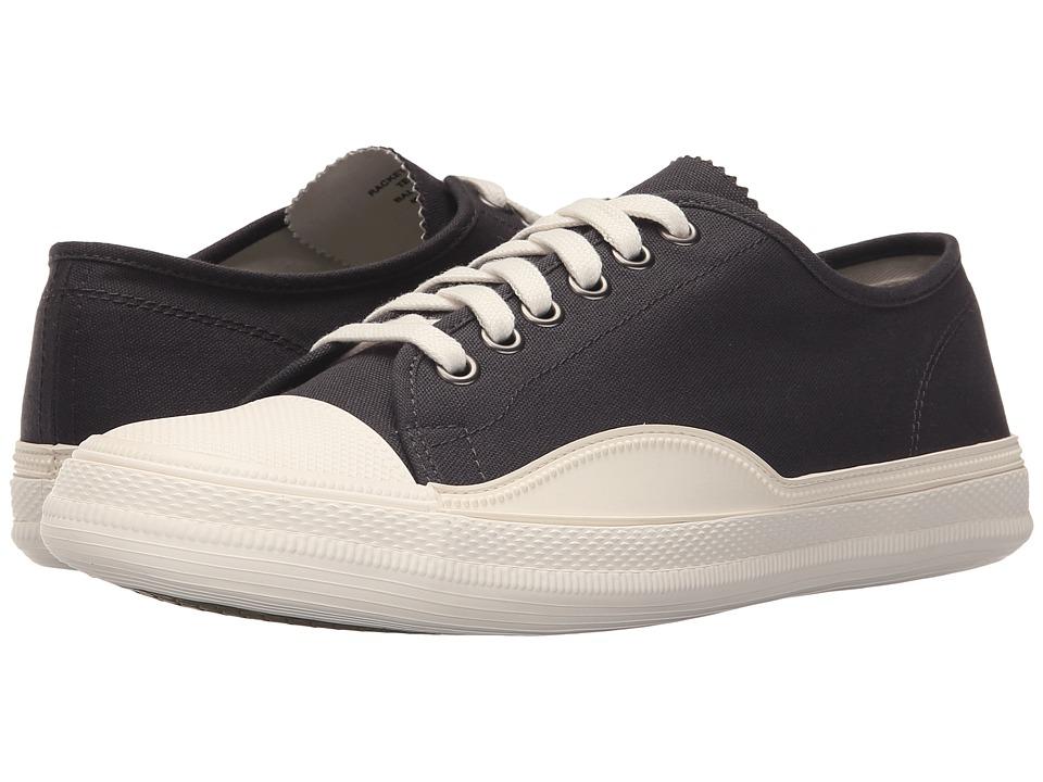 Tretorn - Racket High Low Canvas (Jet Black) Men's Shoes