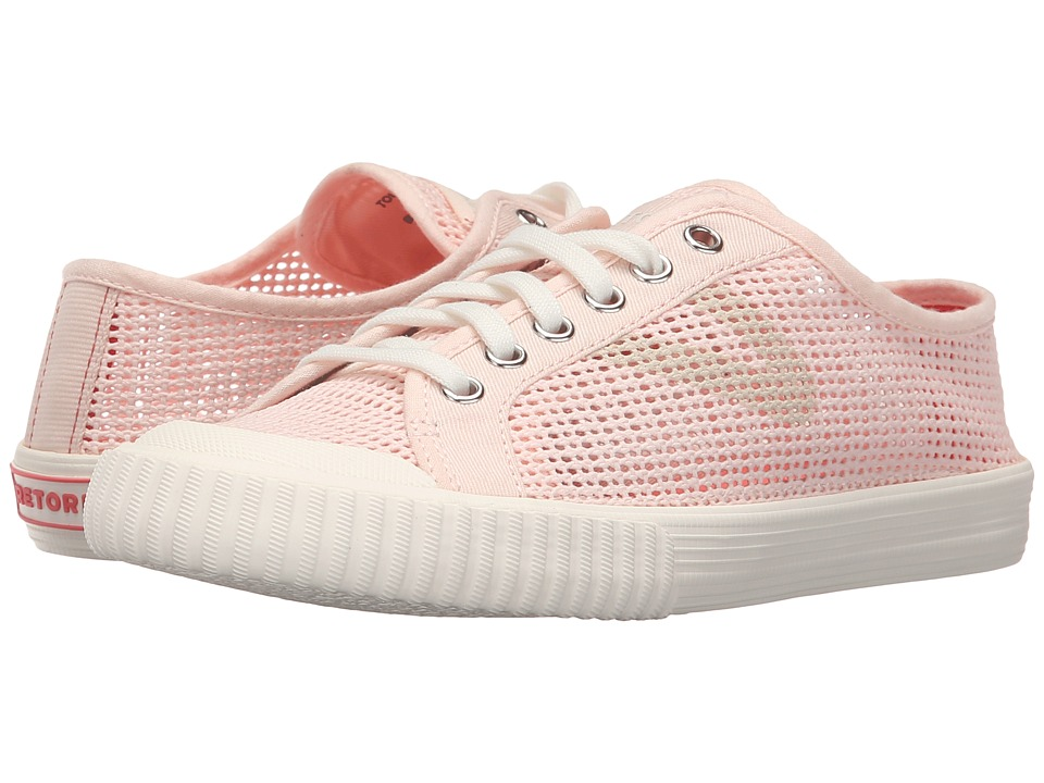 Tretorn - Tournament Net W (Pink Champagne) Women's Lace up casual Shoes