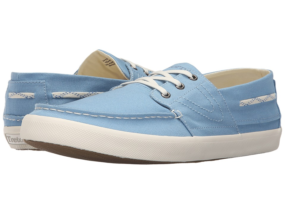 Tretorn - Otto Canvas (Dusk Blue) Men's Shoes