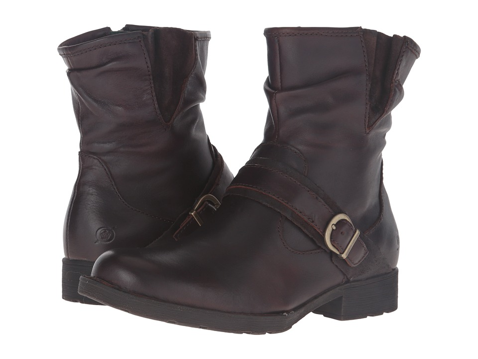 Born - Virgo (Chilli/Castagno Combo) Women's Boots