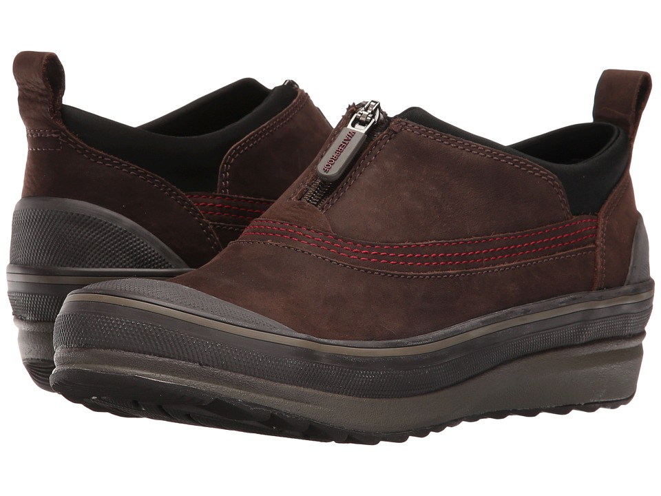 Clarks - Muckers Ruck (Brown Nubuck) Women's Lace up casual Shoes