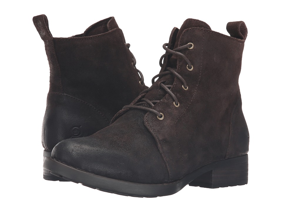 Born - Troye (Caf Distressed) Women's Boots