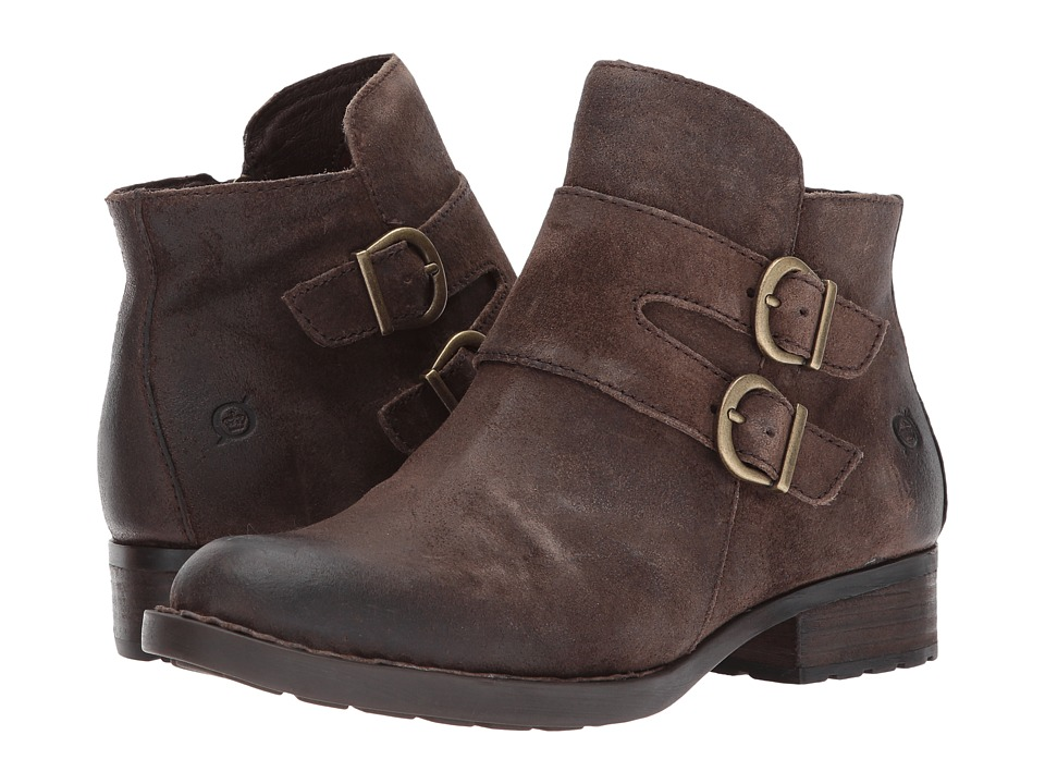 Born - Adler (Marmotta Distressed) Women's Boots