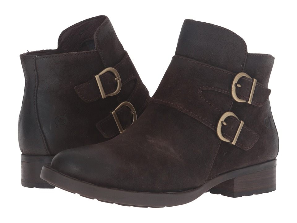 Born - Adler (Caf Distressed) Women's Boots