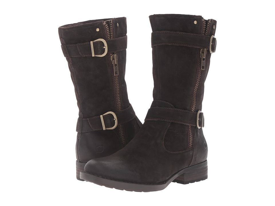 Born - Erie (Caf Distressed) Women's Boots