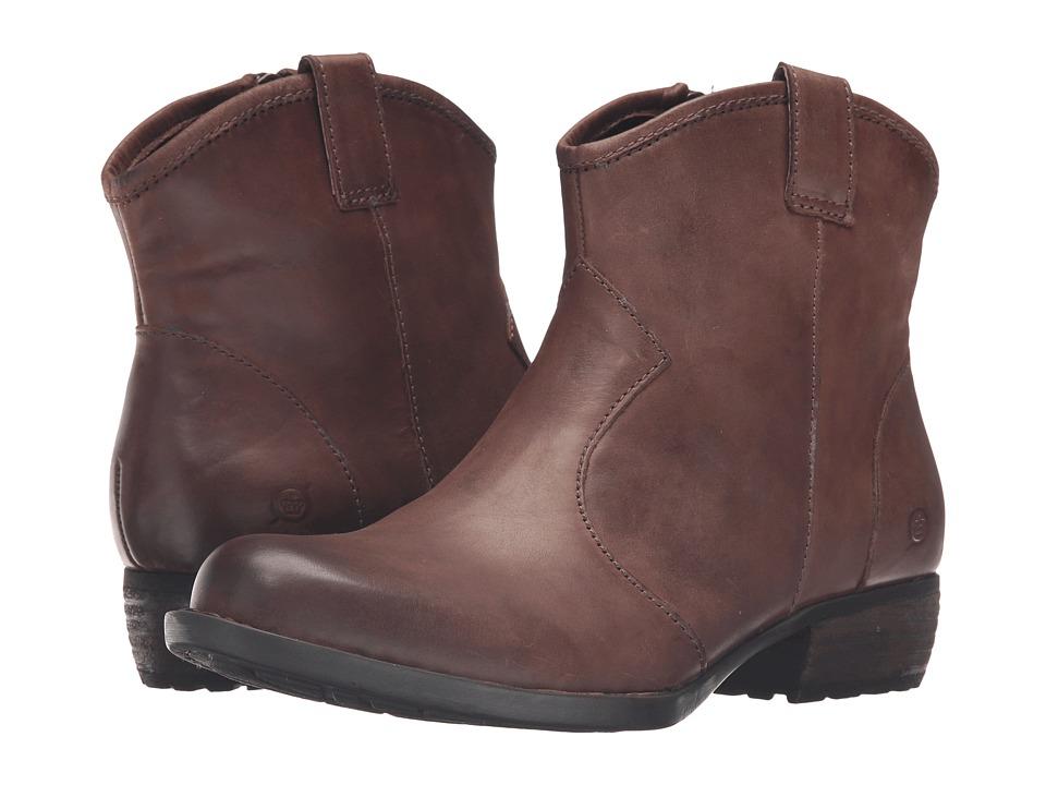 Born - Himalia (Ebano Full Grain Leather) Women's Boots