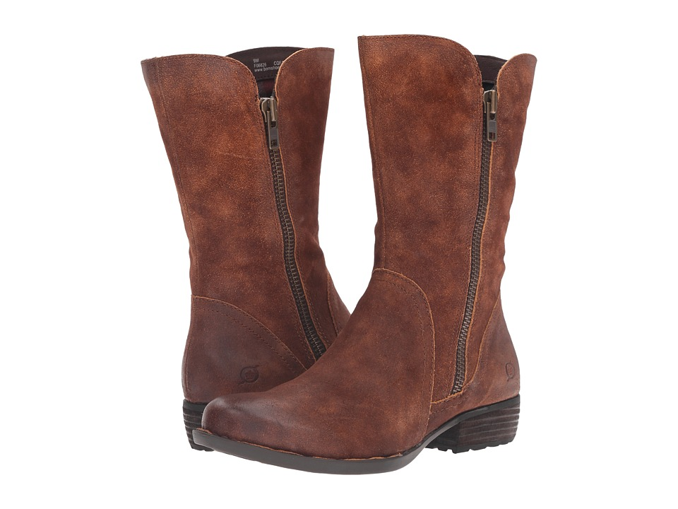 Born - Ivory (Tobacco Distressed) Women's Boots