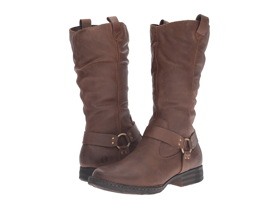 Born Luna (Brown Sugar Full Grain Leather) Women
