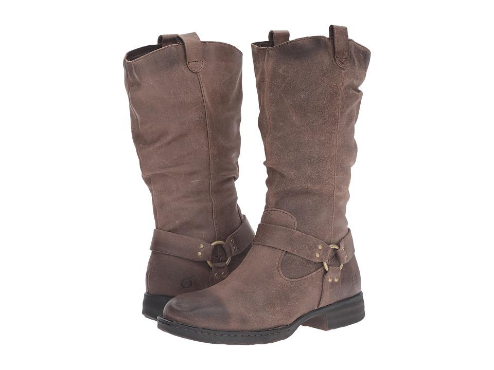 Born - Luna (Marmotta Distressed) Women's Shoes