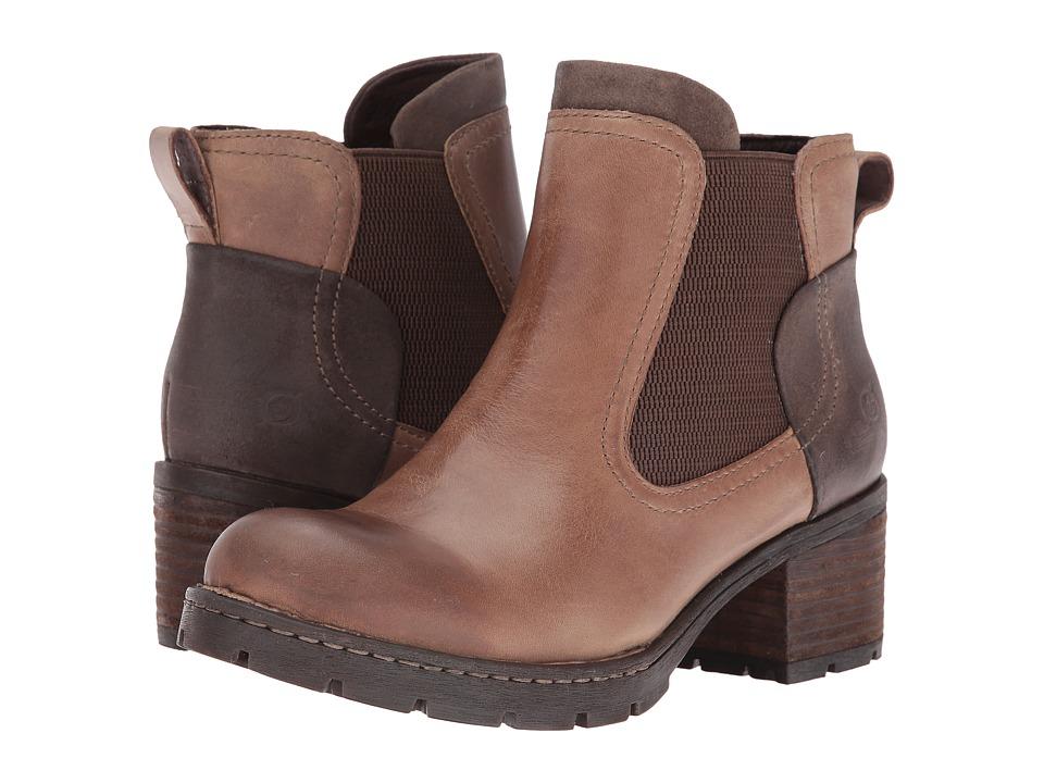 Born - Madyson (Mousse/Marmotta Combo) Women's Boots