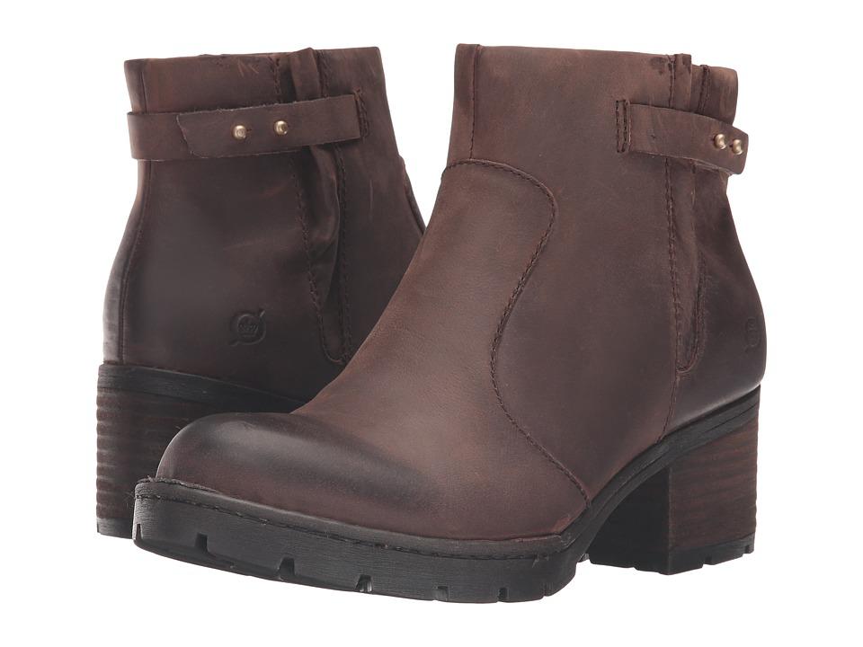 Born Nisbet (Alce Full Grain Leather) Women's Boots