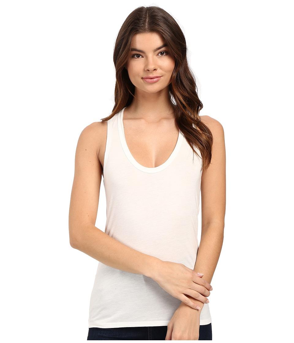 RVCA - Baxter Tank Top (Vintage White) Women's Sleeveless